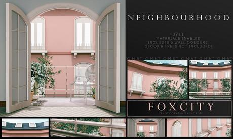 FOXCITY. Photo Booth - Neighbourhood