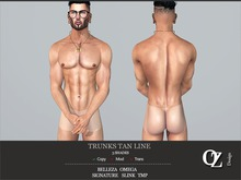 Oz Design : Trunks Tan Line