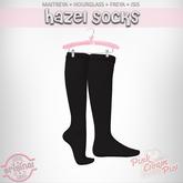 !PCP :: Hazel Socks [Black]