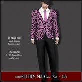 *1800B*MESH Classic Suit - Gift