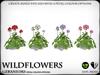 Heart   wildflowers   geraniums   ref3