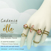 Elle Boutique - Cadence Bento Rings