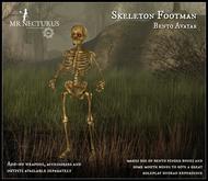 Mr Necturus & Jinx : Skeleton Footman Bento Avatar