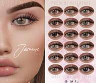 Ascendant - Jasmine Eyes Fatpack - Catwa/Omega/Lelutka