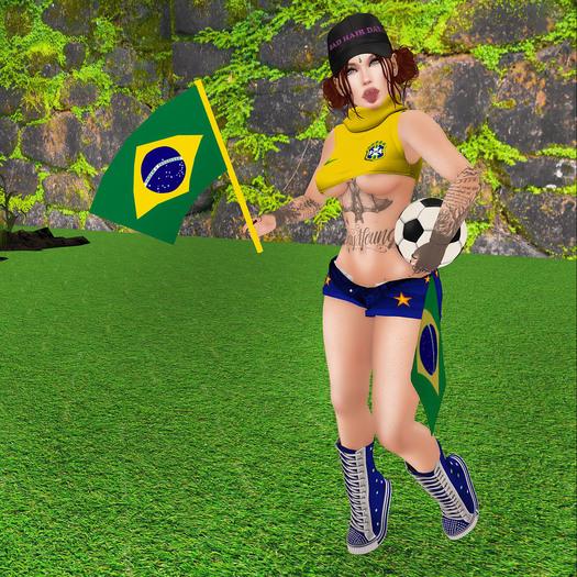 .:Pimentinha Poses:.Copa do Mundo