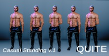 (QUITE) Casual Standing v.1