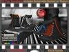 FULL - ZED MESH Black Suede Hi-Tops (NonRigged/Resizable/Stretchable)+Bonus Sock Tops