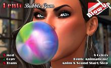 ✪Blow-Up✪ Bento Bubble Gum
