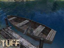 [TUFF] Old Grey Rowboat