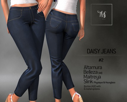 TWS - Daisy Jeans - #2