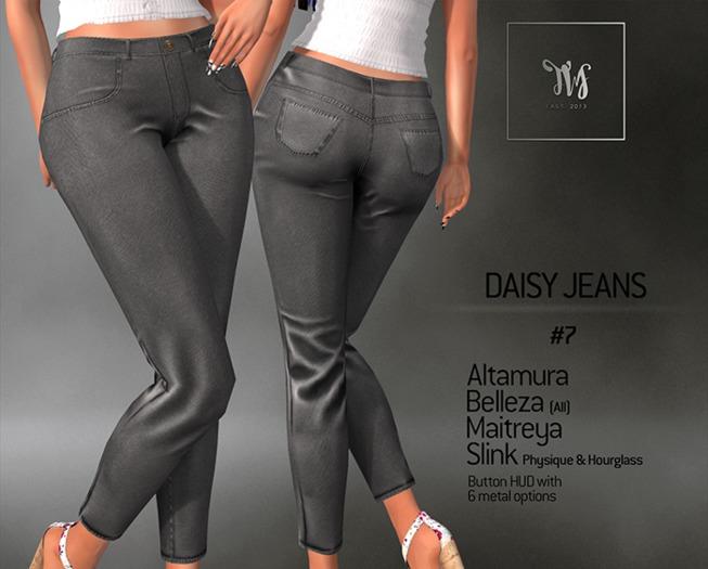 TWS - Daisy Jeans - #7
