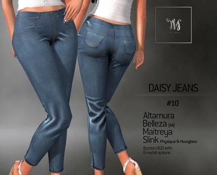 TWS - Daisy Jeans - #10