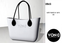 ::VOND:: UBAG WHITE Special Price!