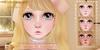 (Enfer Sombre*) Utilizator M4 (Anime & Chibi) Head applier - Yuki