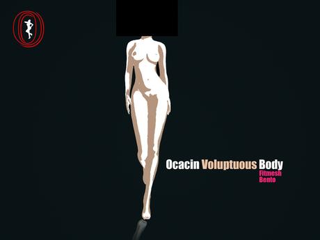 OC0030 Ocacin Voluptuous Bento Fitmesh Body V1 C/M