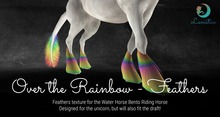 Lunistice: Over the Rainbow - Water Horse Feathers