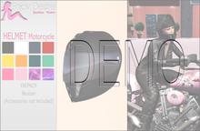 Helmet Motorcycle - DEMO