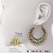 Elle Boutique - Deja Earrings FV