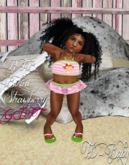 RTB Bikini Strawberry GIFT ~ToddleeDoo Baby ~
