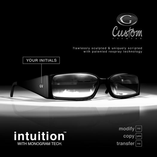 [Gos] - Custom Sunglasses v3.3 - intuition™