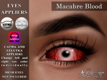 Az... Macabre Blood (EYES APPLIERS)