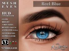 Az... Reel Blue (MESH EYES)