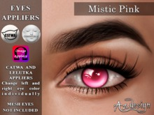 Az... Mistic Pink (EYES APPLIERS)