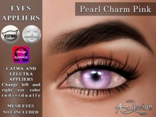 Az... Pearl Charm Pink (EYES APPLIERS)