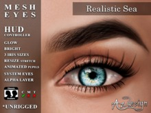 Az... Realistic Sea (MESH EYES)