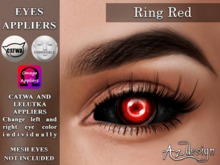 Az... Ring Red (EYES APPLIERS)