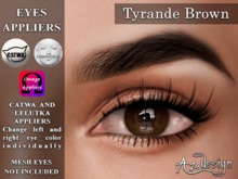 Az... Tyrande Brown (EYES APPLIERS)