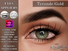 Az... Tyrande Gold (EYES APPLIERS)
