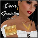 ~*By Snow*~ Coin Jewelry
