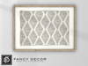 Fancy Decor: Foskett Framed Textile