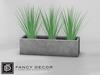 Fancy Decor: Foskett Grass Planter