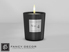 Fancy Decor: Foskett Scented Candle