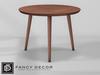 Fancy Decor: Foskett Side Table
