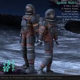 #hashbang! - Spacesuit - Mars