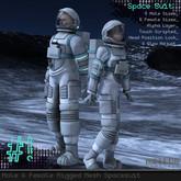 #hashbang! - Spacesuit - Pluto