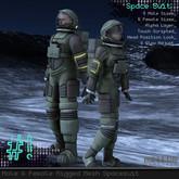 #hashbang! - Spacesuit - Terra