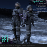 #hashbang! - Spacesuit - Andromeda