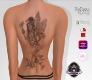 TSB ::: Tattoo little fairy