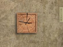 l ROOTS l Trunk Clock