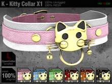 *KUNDALA* Kitty Collar X1 Box (Wear me)