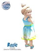 Baby Ghee - Rosie - Clouds - B BAG (add to unpack)