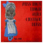 Miss Ing's Dinkie Alice Circular Dress Set