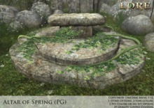 {LORE} Altar of Spring (PG boxed)