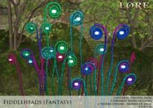 {LORE} Fiddleheads (fantasy, boxed)