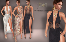 .:JUMO:. Summer Gown - Maitreya Belleza Slink TMP Fitted Tonic - ADD ME