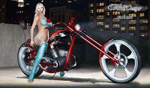 MotoDesign - FireLine - LightSpeeder